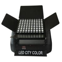 Quality Architectural Building Wall Wash Flood Light / City Colour Light 900w for sale