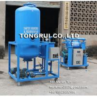 Quality ZJB TRANSFORMER OIL PURIFICATION MACHINE WITH BZ USED OIL DECOLORIZATION EQUIPMENT for sale
