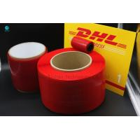 Buy 2mm 4mm Red BOPP Tear Strip Tape For Envelope Food Candy Bag Sealing at wholesale prices