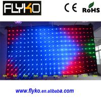 Best Waterproof Indoor Advertising LED Display Board , P18 Flexible LED Video Screen For Stadium wholesale