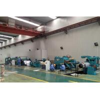 Quality Hot / Cold Rolled Metal Sheet Cutting Machine With 500-1600mm for sale