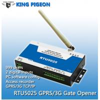 Quality King Pigeon RTU5025 Mobile phone calling gsm door openers with 999 authorized phone numbers for sale