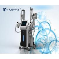 simultaneous 4 handles cryo fat removal machine