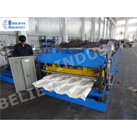 Quality Metal Roof Tile Roll Forming Machine - YX35-260-1040 for sale