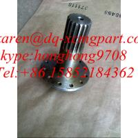 Main shaft, advance gear box spare parts,XCMG ZL50G ZL40G LW500F XCMG wheel loader parts Z