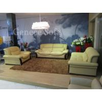 Best High Quality Reception Sofa Set, Villas Furniture, Hotel Lobby Leather wholesale