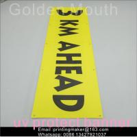 Quality Outdoor Large Format Banner Printing Service for sale