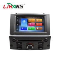 Quality Bluetooth 3G USB Peugeot 5008 Dvd Player , LD8.0-5588 Dvd Player For Android for sale