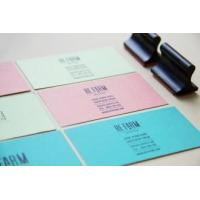 Quality print business card for sale