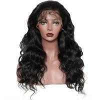 China 13x6 Lace Front Human Hair Wigs For Black Women on sale