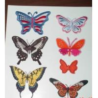 Quality customized embroidery patch label for sale