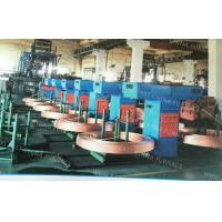 Quality Upcasting Process Oxygen Free Copper Rod Continuous Casting Machine Annnual 5000MT D8-15mm for sale