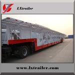 Best 2 floor car transport semi trailer wholesale