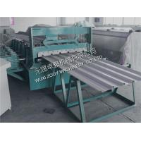Quality PPGI / Aluminium Roof Panel Roll Forming Machine for sale
