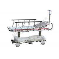 Quality Height adjustable ABS  luxury Patient Stretcher Trolley With X - ray Cassette for sale