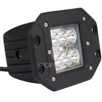 Quality 24 Watt Cree LED Work Light Flush Mount Led Tuning For Offroad Vehicles for sale