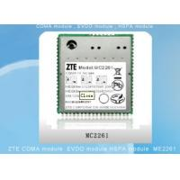 Quality ME2261 ZTE CDMA EVDO HSPA module Support TCP / IP / UDP protocol stack for sale