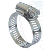 China Short Shank Female Stainless Steel Hose Clamps Rust Proof Long Working Life on sale