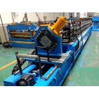 Quality Custom Omega Profile Steel Section Cold Roll Forming Machine To Canada for sale