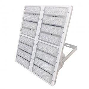 Quality 1000W High Brightness LED Stadium Light with IP66 IK10 25 / 60 / 90 degree beam angle for sale