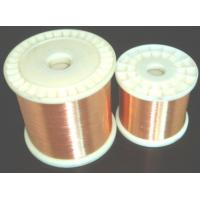 Best 0.025mm - 4.0mm Silver Magnet Enameled Aluminum Wire For Generators / Transformers wholesale