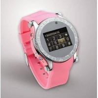 "Best S60 unlocked 1.2""touch screen quad band dual sim cards with FM camera and bluetooth wrist watch cell wholesale"