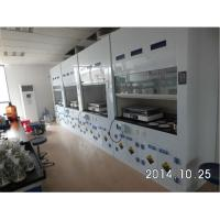 Quality VAV AUTOMATIC PERCHROLIC ACID FUME HOOD WITH ACTIVATED CARBON PROCESSOR AND FUME SCRUBBER for sale