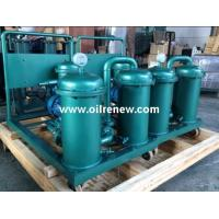 China Simple Portable Oil Purifier, Oil Filtering Unit, Waste Oil Cleaning Plant JL-100(6000LPH) on sale