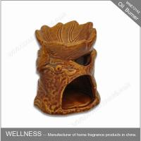 Quality Exquisite Design Scented Candle Oil Burners , Home Oil Burner Tree Shaped for sale