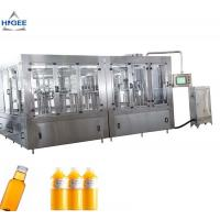 Quality 8000 BPH Carbonated Drink Filling Machine / Liquid Packing Machine 40 Head for sale