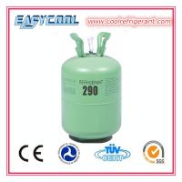 Quality R290 Refrigerant Gas Packing with 5.5kg for sale