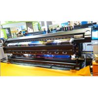 Quality 2 pcs DX7 Epson Eco Solvent Printer 3.2m Double Side with Good Printing for sale
