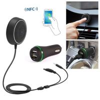 Quality 2018 Car mp3 player bluetooth handsfree car kit fm transmitter for sale
