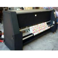 Quality A Starjet 3200mm Fabric Printer Dye Sublimation / CMYK Colour With High Speed for sale