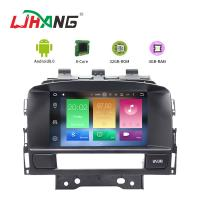 Quality Original Front Panel Opel Astra Multimedia System With 3g Wifi BT AM FM for sale