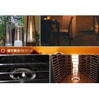 Quality CE Approval Glass Tube Gas Heater / Portable Outside Heaters For Home Dust Proof for sale