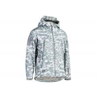 Buy Military Style ACU Tactical Fleece Jacket , Law Enforcement Jackets Spandex Material at wholesale prices