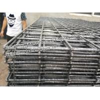 China Residential Steel Reinforcing Mesh Concrete Building , Trench Mesh on sale