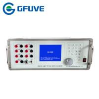 China Single Phase Ac Electrical Test Equipment Clamp Meter Calibrator High Performance on sale