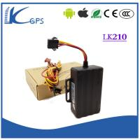 China cheap price built-in vibration sensor gps motorcycles tracking lk210 on sale