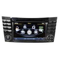 Mercedes w211 radio gps images for Mercedes benz stereo