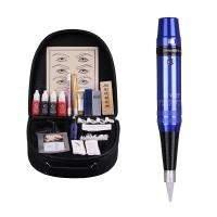 Quality DSH Permanent Makeup Pen Eyebrow Tattoo Machine Kit Infinite Speed Control for sale
