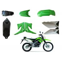 Quality Plastic Motorbike Waterproof Cover , KLX125 Motorcycle Fairing Kits OEM Service for sale