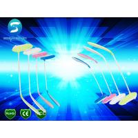 Plastic Modern LED Table Lamp , 140 Degree LED Flexible Reading Lamp