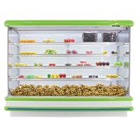 Buy cheap Copeland R404a Compressor Multideck Open Chiller , Fruit Vegetable Open Display from wholesalers