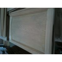 Quality sell   ash  solid kitchen door for sale