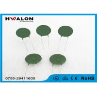 Quality PTC Inrush Current Limiter Resistor Overload / Overcurrent Protection Electrical Application for sale