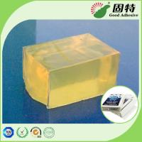 Buy cheap Playing Cards Box High Strength Hot Melt Glue Adhesive Packaging Semi Yellowish from wholesalers