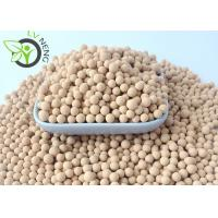 Quality Particle Synthetic Molecular 13x Desiccant Bead Shape High Crush Strength for sale