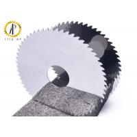Quality Sharpening Tungsten Carbide Circular Saw Blades , Metal Cutting Circular Saw Blade for sale